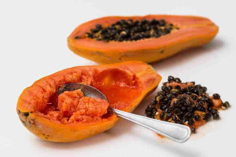 papaya home remedies for acne