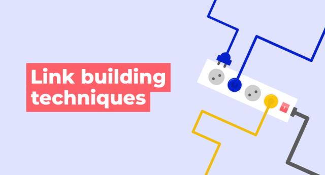Link Building Techniques by Mangool