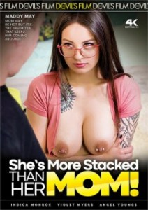 She's More Stacked Than Her Mom!