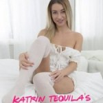 Katrin Tequila's First Anal
