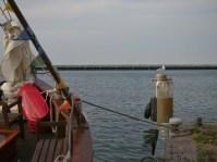 Der Hafen von Barth