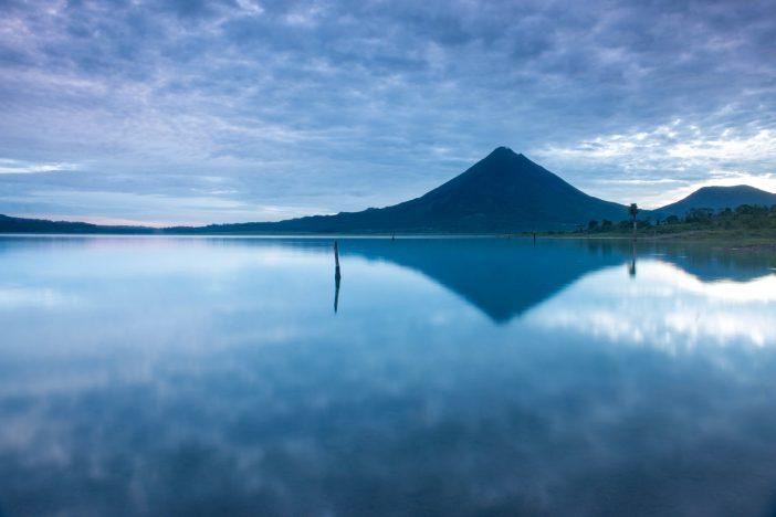 Costa Rica volcanoes Arenal