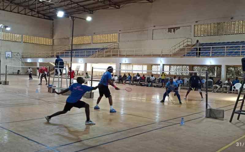 An shirya wasan sada zumunta na Badminton a Damaturu