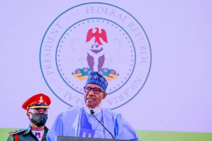 Buhari ya halarci taron nazarin ayyukan ministocinsa a Abuja