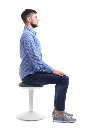 Good mindfulness meditation posture