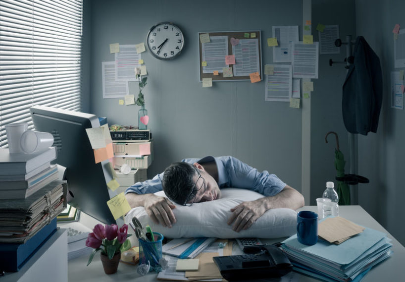 working too much? Maybe it's maladaptive perfectionism
