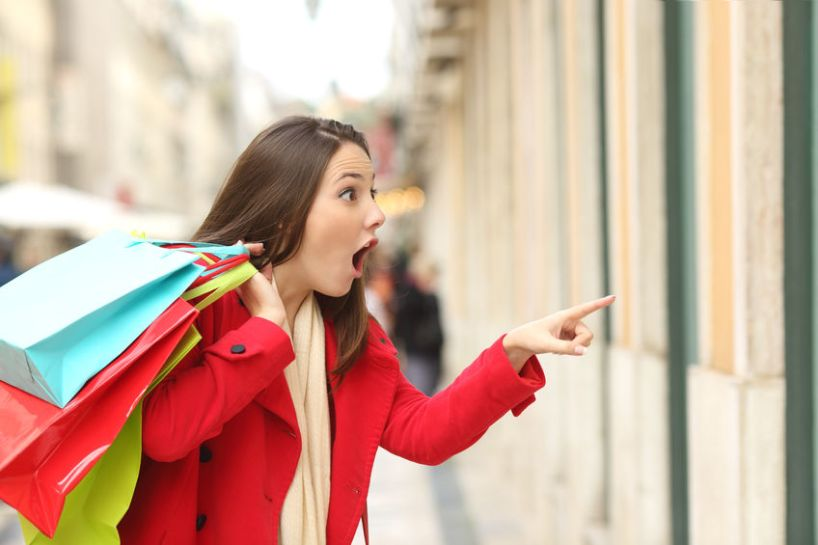Compulsive vs. impulsive shopper
