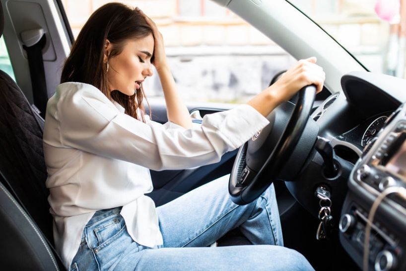 driving anxiety fear of driving