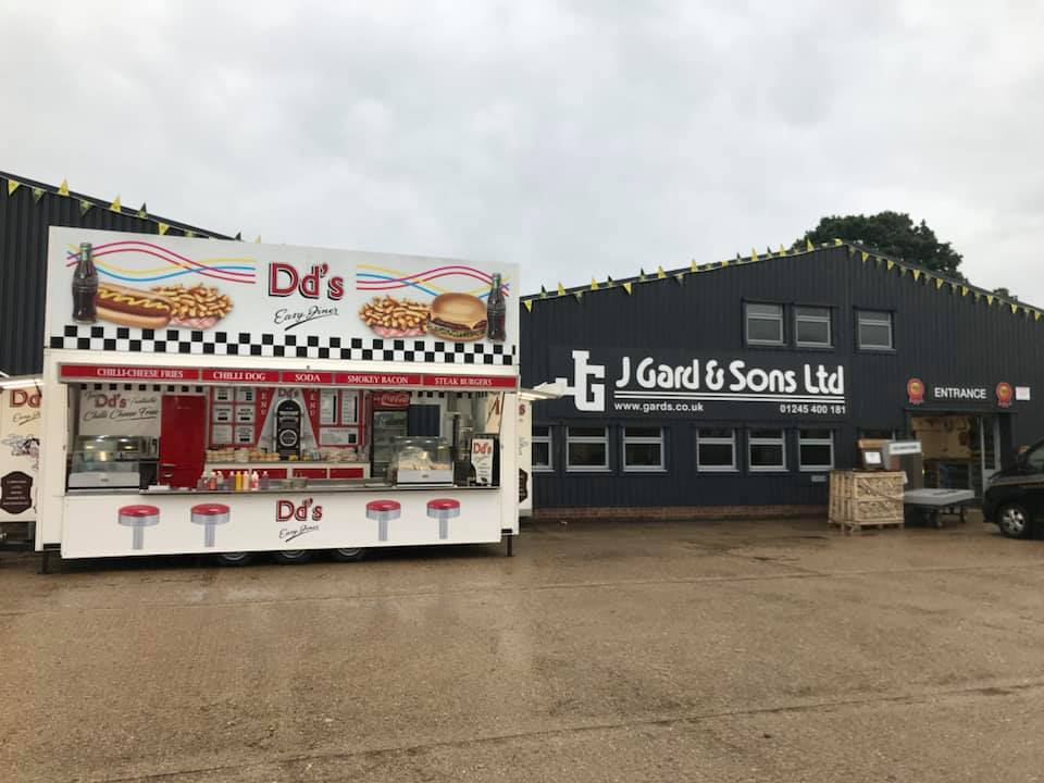 MOBILE EVENT CATERING corporate catering hire