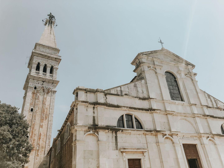 The Church Of St. Euphemia, Rovinj