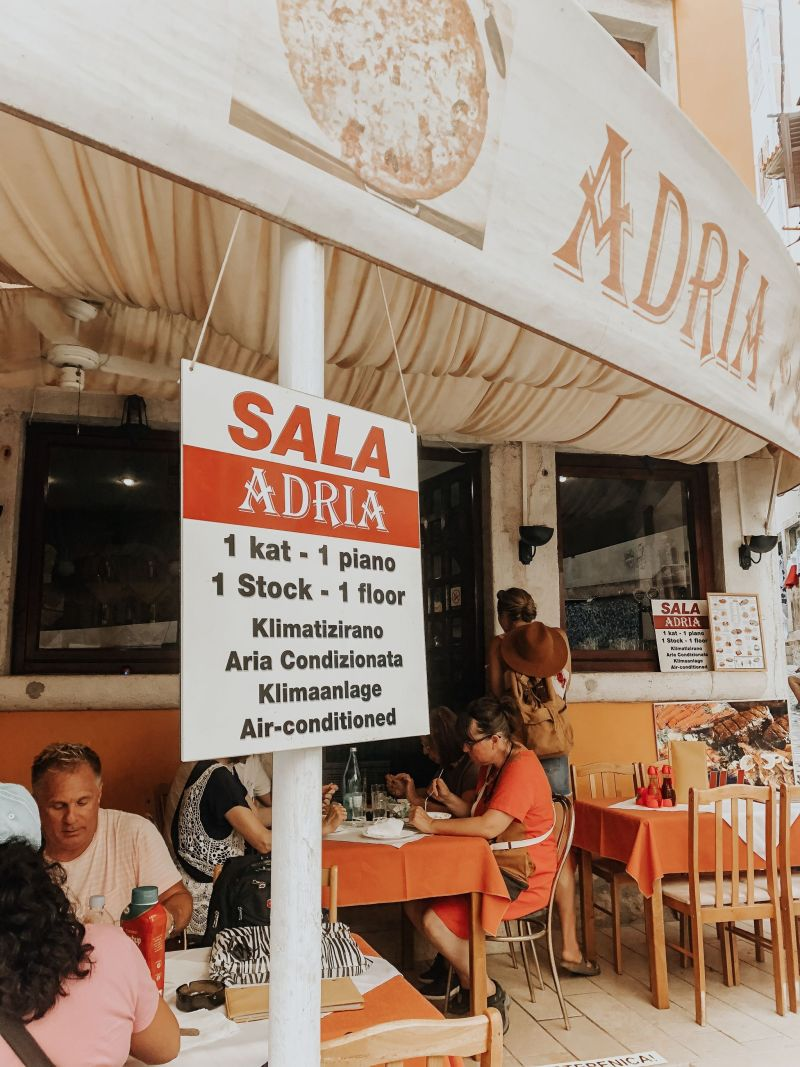 Where to eat & drink in Rovinj