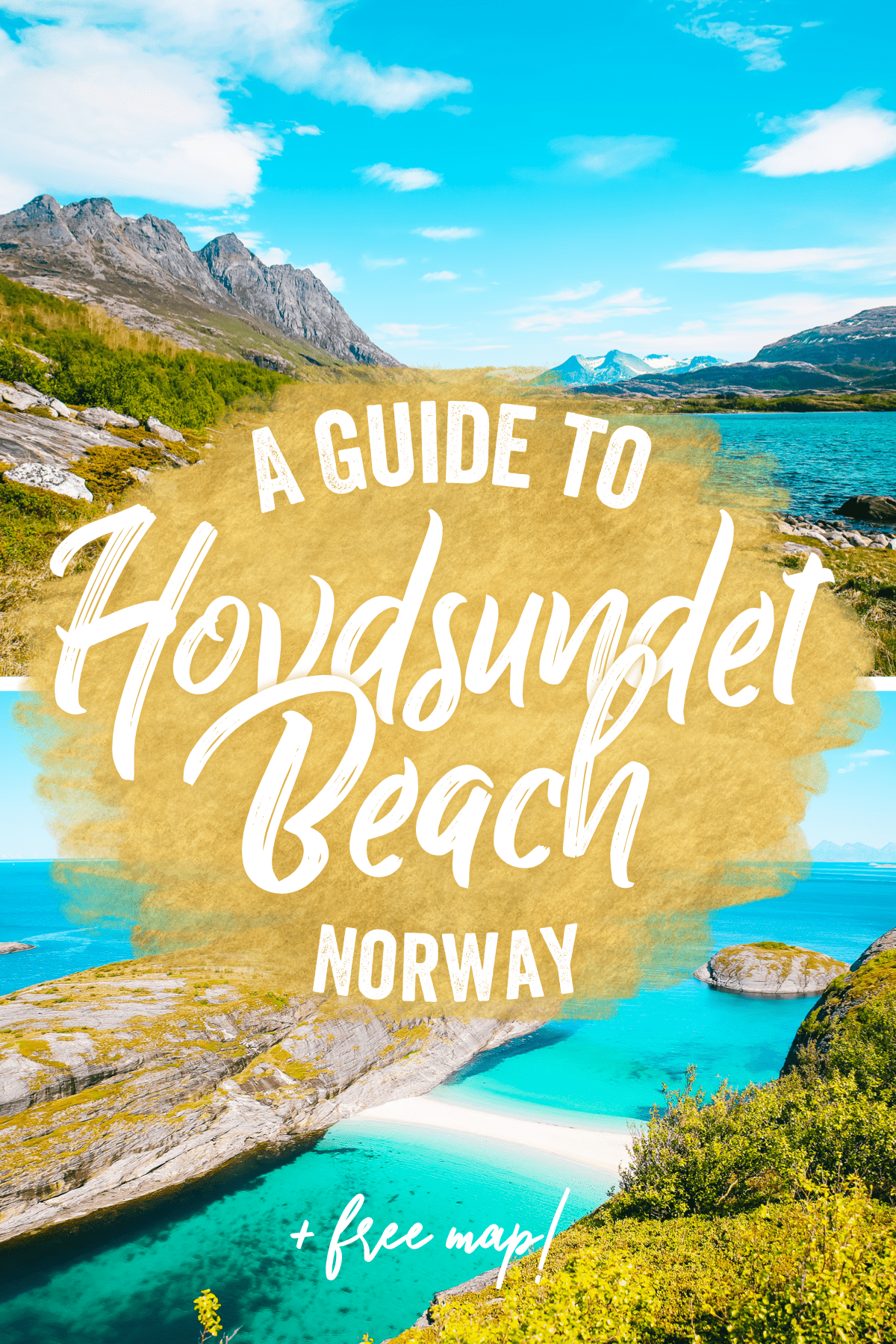 A Guide To Hovdsundet Beach in Bodø, Norway