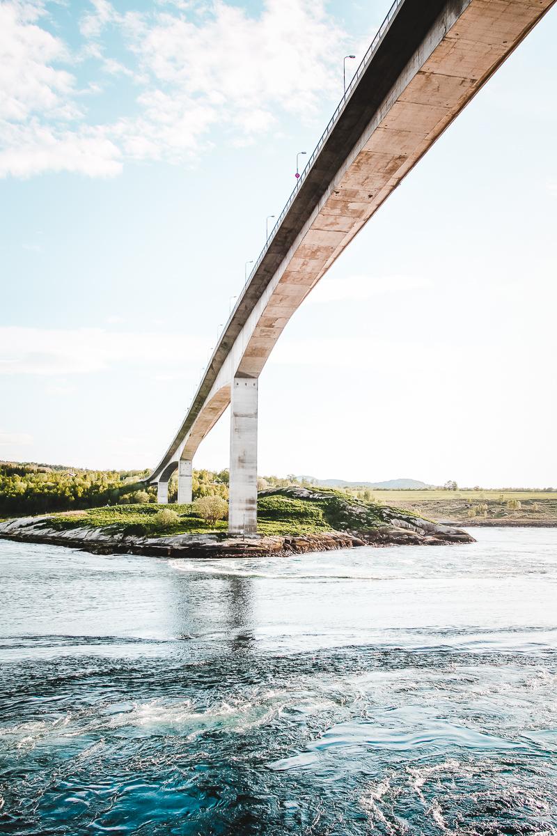 Saltstraumen Bridge, Norway