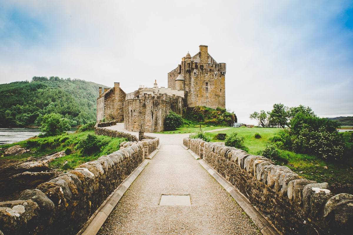 Scotland Road Trip - Eilean Donan Castle