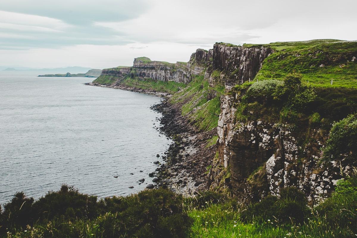 Scotlad road trip - Kilt Rock Viewpoint