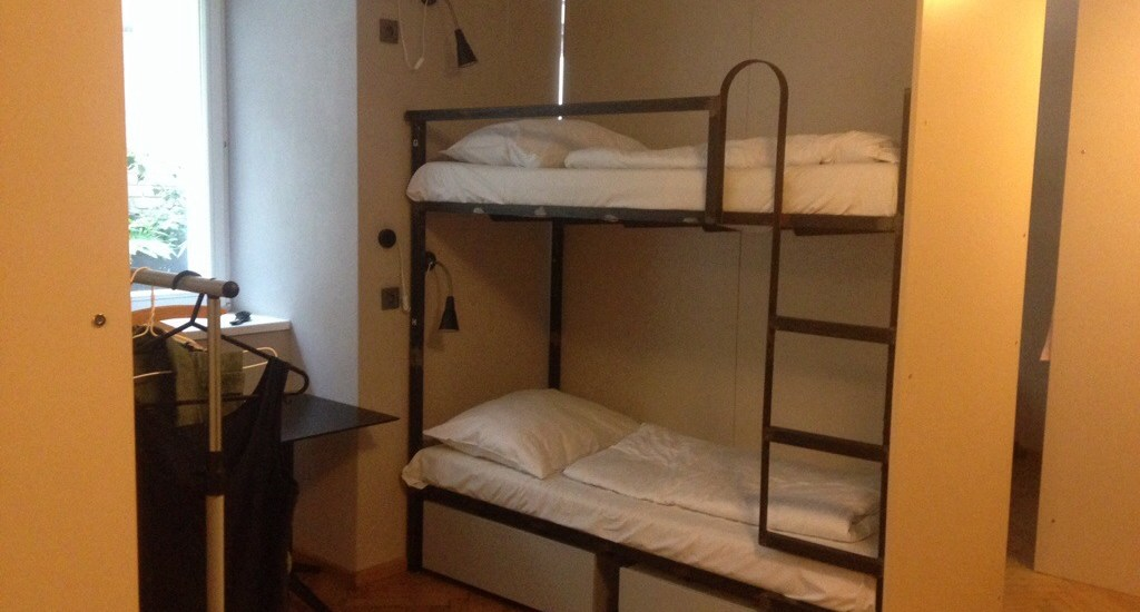 Is staying in a 26 bed hostel dorm worth the cheap price? A review of Prague's Mosaic House dorms.