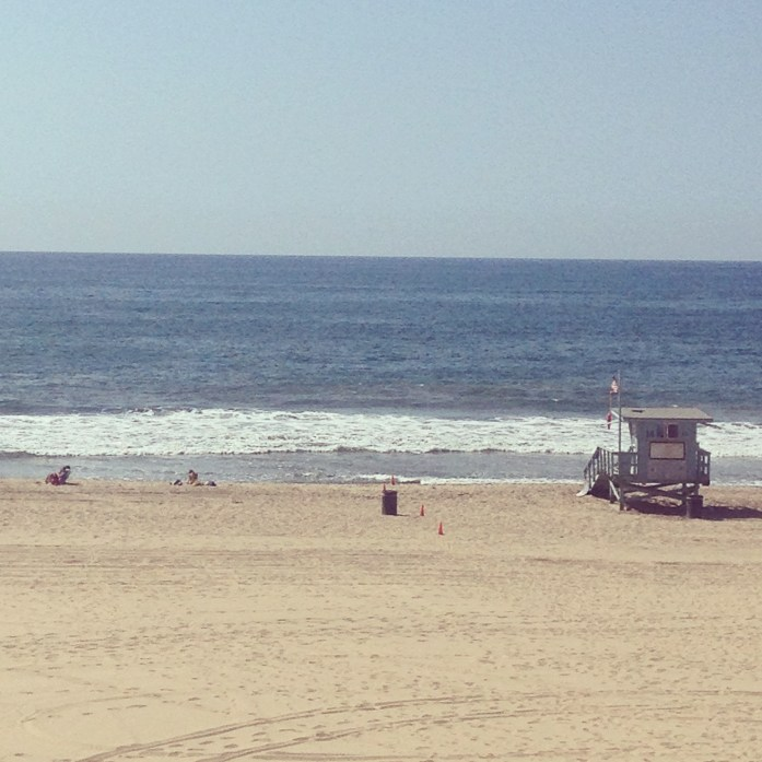 Although Los Angeles isn't exactly known for its beaches, they're still worth checking out.