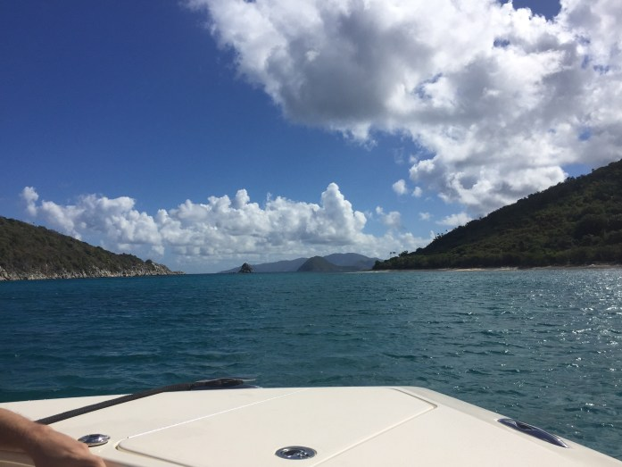 St. Thomas is the perfect place to go if your goal is eat, sleep, sunbathe, repeat before returning to work Monday morning.