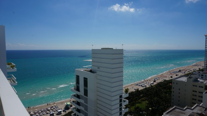 Party in the city where the heat is on at the Fontainebleau Miami Beach.