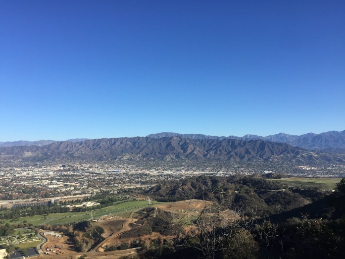 How to get there, how long it takes, where the best views are and more about hiking behind the Hollywood Sign.