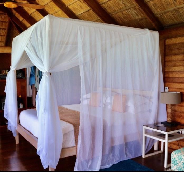 The romance pavilion at the Melia Zanzibar is a perfect destination for a honeymoon or romantic getaway.