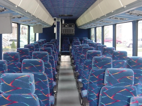 With leather seats and better wifi, many are choosing to splurge for Vamoose Gold