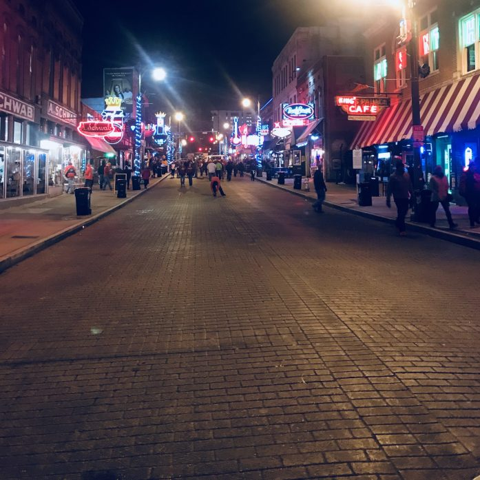 Forty-eight hours in Memphis aren't complete without a night out on Beale Street.