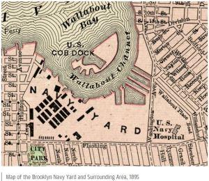 BNY - Map 1895