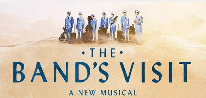 SAT, JAN 6th:  BAND'S VISIT – Annual Theater Outing