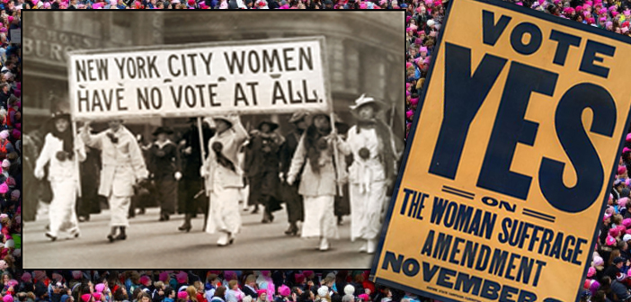NOV 21: NYS WOMEN'S SUFFRAGE – 100 YEARS!