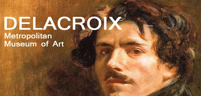 OCT 3rd: DELACROIX at the MET- Private Tour