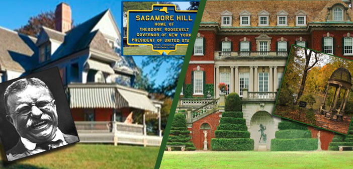 OCT 23rd: SAGAMORE HILL and OLD WESTBURY GARDENS