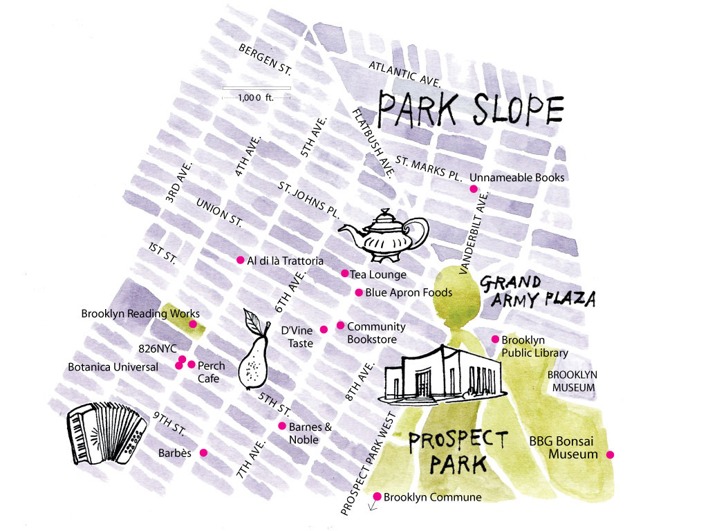 park slope more than strollers and yuppies manhattan women s club