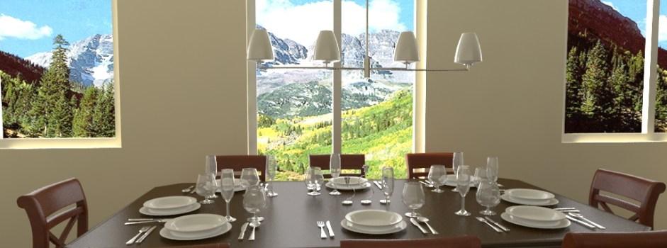 Mountain Villa Concepts