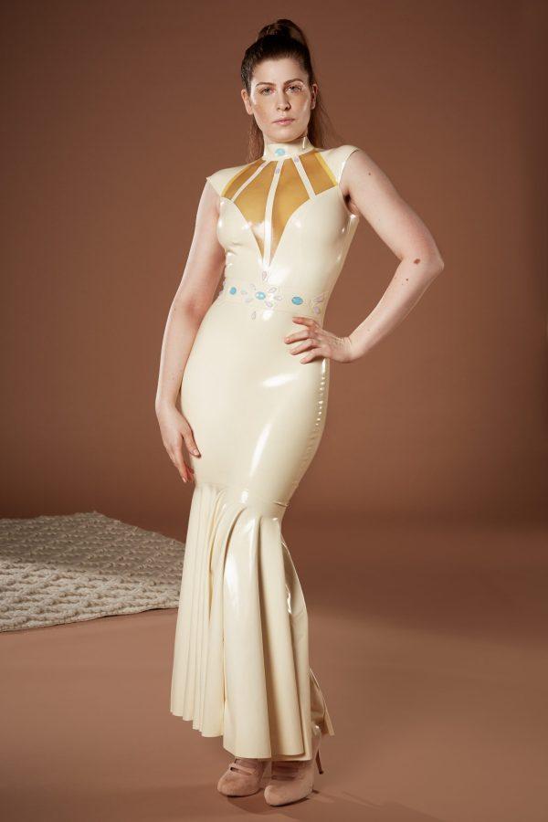 Wedding Dress_Styling Almuth Werle_Maniac Latex