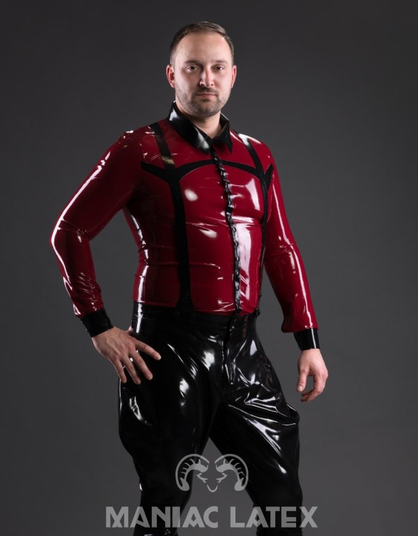 Vigor Shirt_Maniac Breeches (2)_Aries_Maniac Latex
