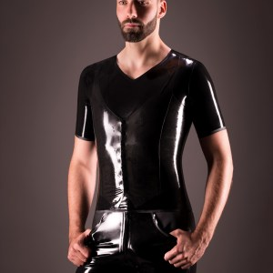Classy Trousers_Leo Vest_Big City Life_Maniac Latex