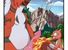 Digimon vs. Pokemon – Hentai Comics
