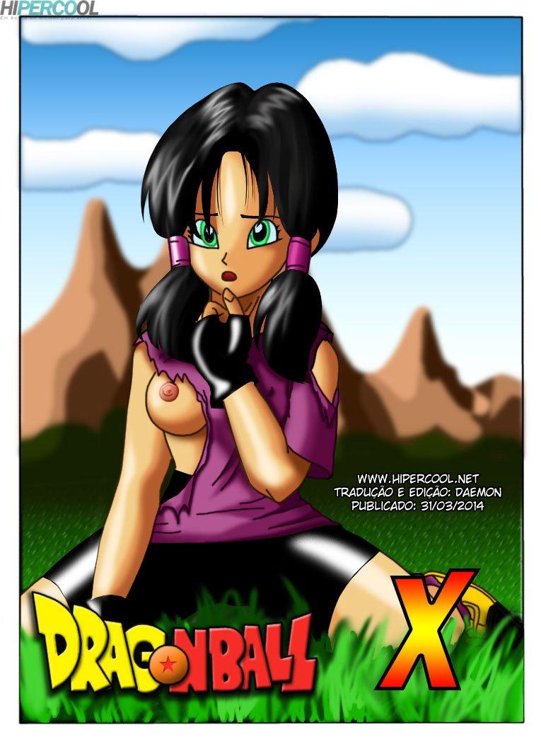 Dragon Ball – Videl Gohan Color – Hentai Comics