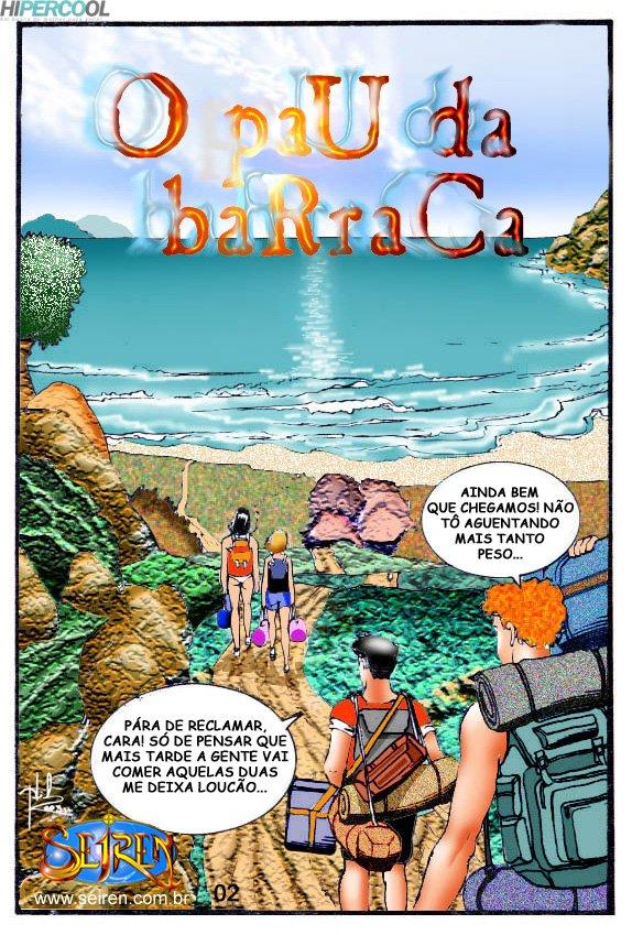 O Pau da Barraca (4)