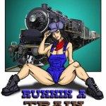 Runnin A Train 1 – O trem da sacanagem