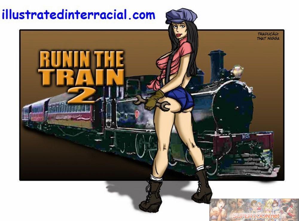 Runnin A Train 2 – Suruba no Trem da Sacanagem