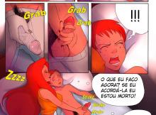Mamãe é Ninfomaníaca – Milftoon Incesto – HQ Comics