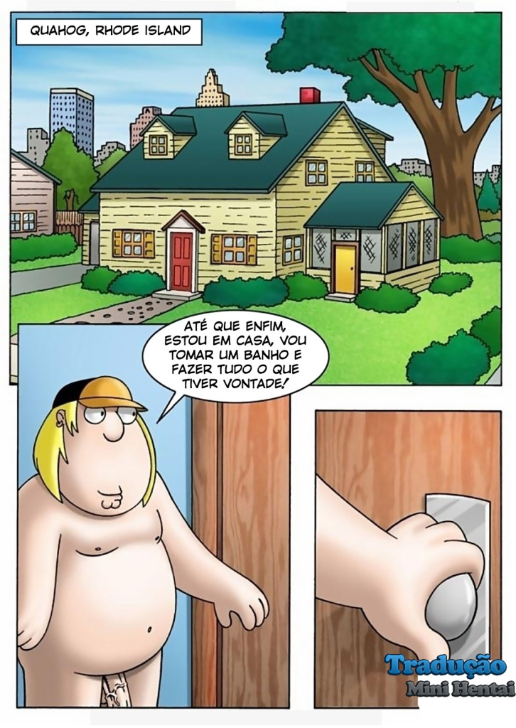 Family Guy – Chris and Meg - Comics (1)