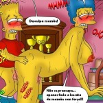 Os Simpsons – Toon Babes – Comics