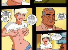 Super Girl – Garotinha com Tesão
