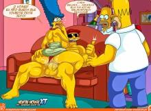 Os Simpsons Maniacos por Sexo – Comics