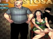 Priminha Gostosa 14 – parte 2 – HQ Comics