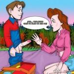 Filho fode mãe melhor do que seu pai – HQ Comics