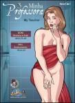 Minha Professora 3 – Parte 1 – Quadrinhos Eróticos